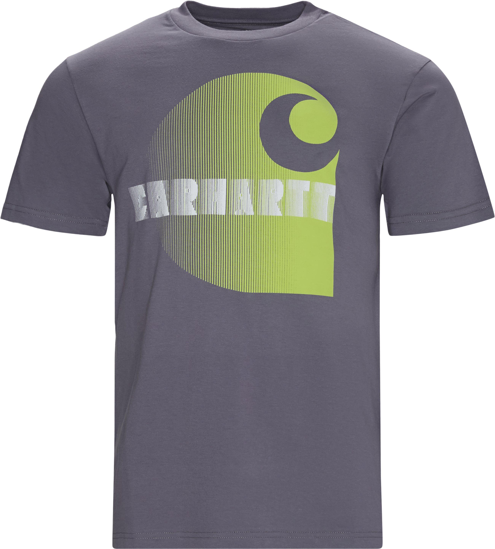 T-shirts - Regular - Lilac